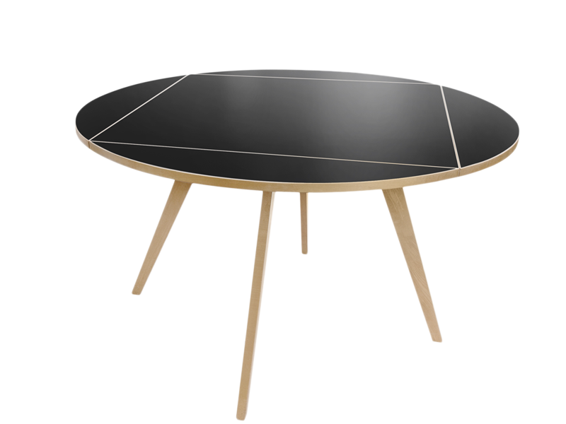 Genial Quadratrundtisch. Max Bill Designed The Square Round Table ...
